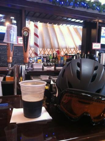 north pole bar and restaurant