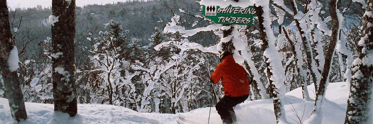 mount bohemia midwest extreme skiing