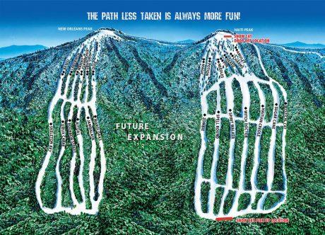 voodoo mountain trailmap