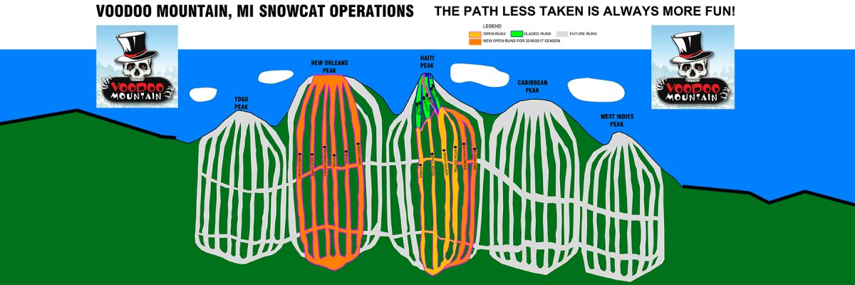 voodoo mountain map