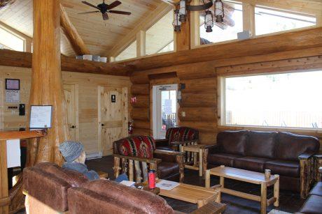 Log Cabin Daylight