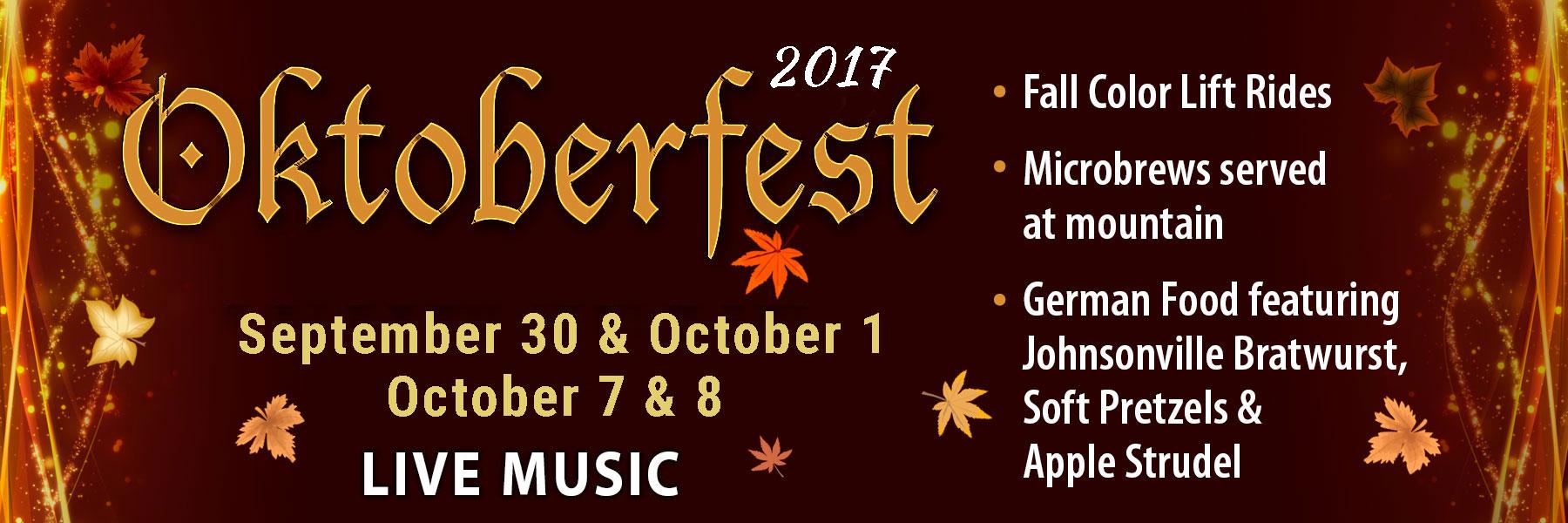 oktoberfest mount bohemia
