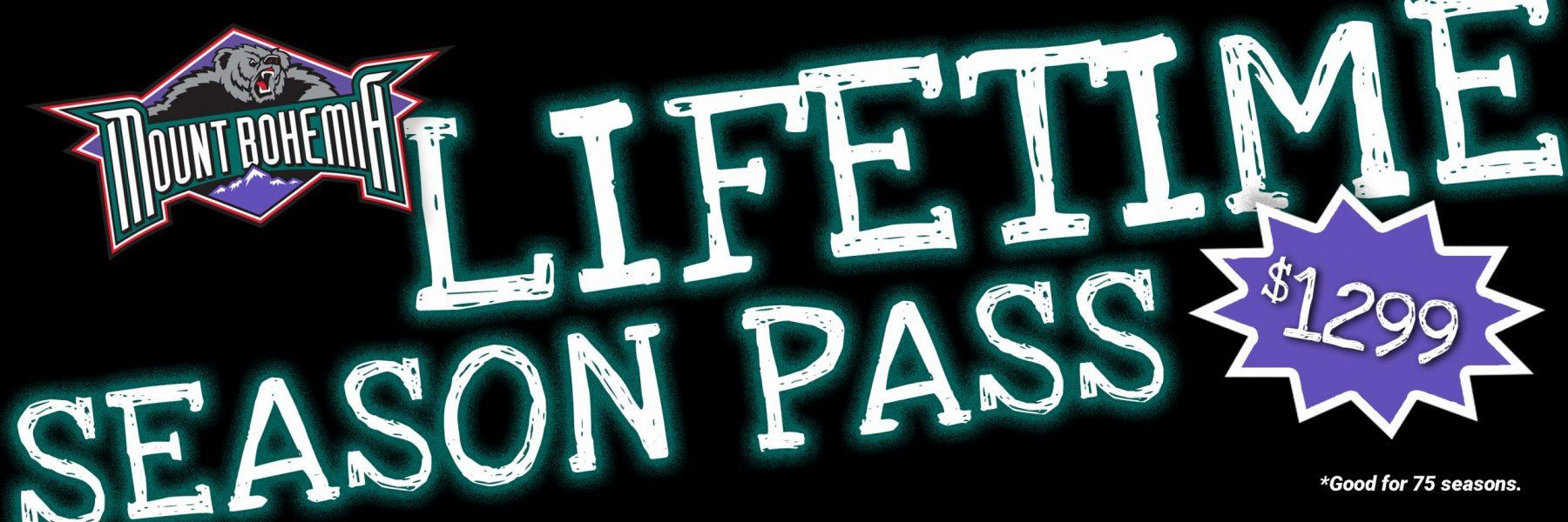 lifetime season pass